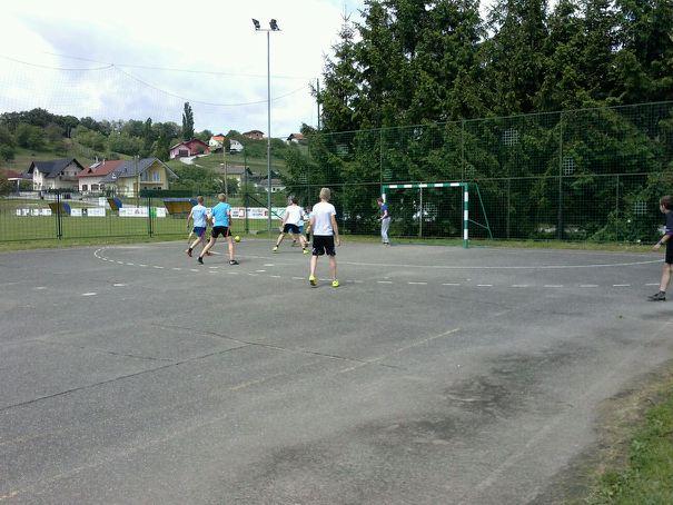Nogometni turnir na OŠ Duplek