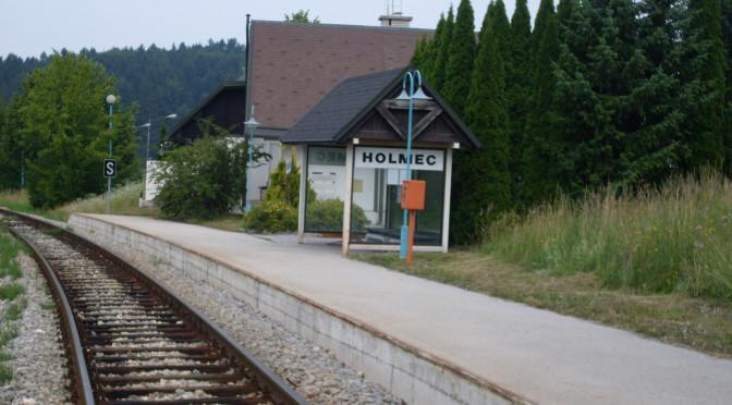 Strokovna ekskurzija v Holmec