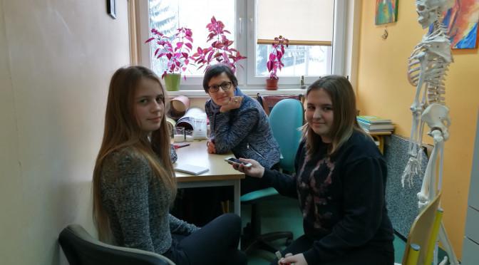 Intervju z učiteljico Natalijo Kušar