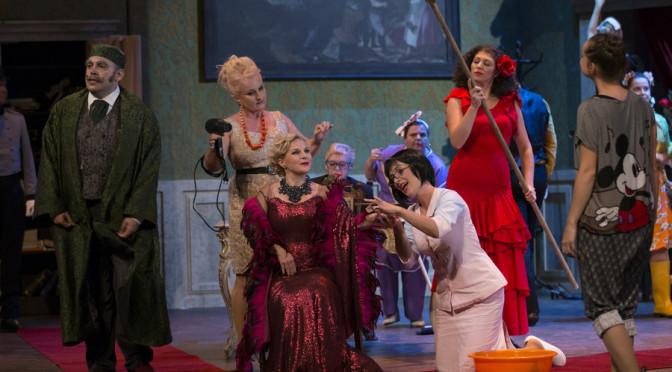 Ogled operne predstave Don Pasquale