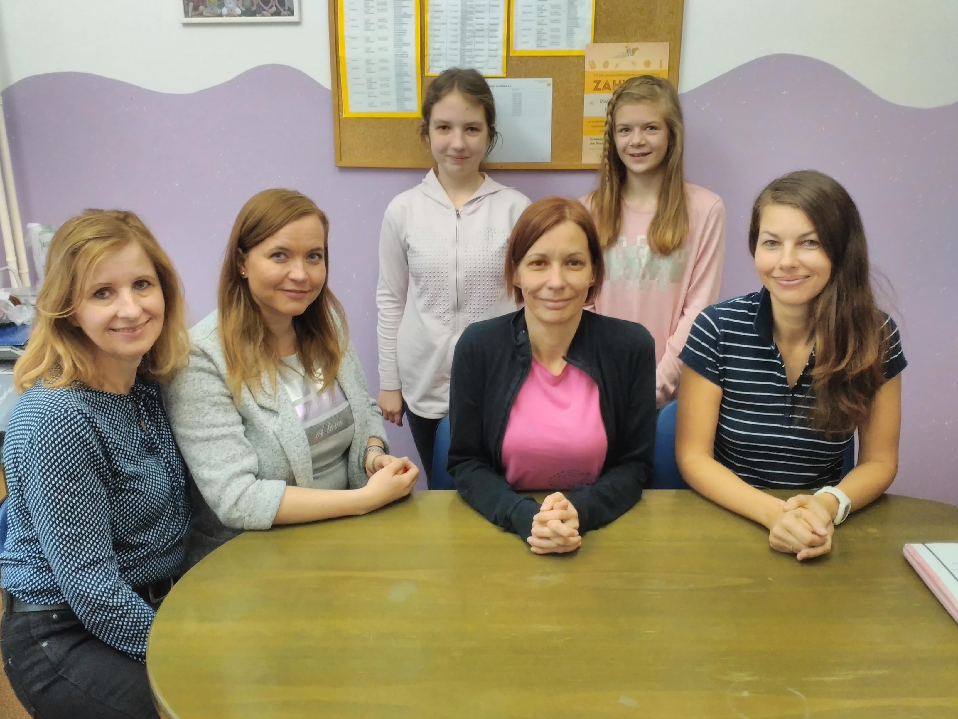 Intervju z učiteljicami iz Zg. Dupleka