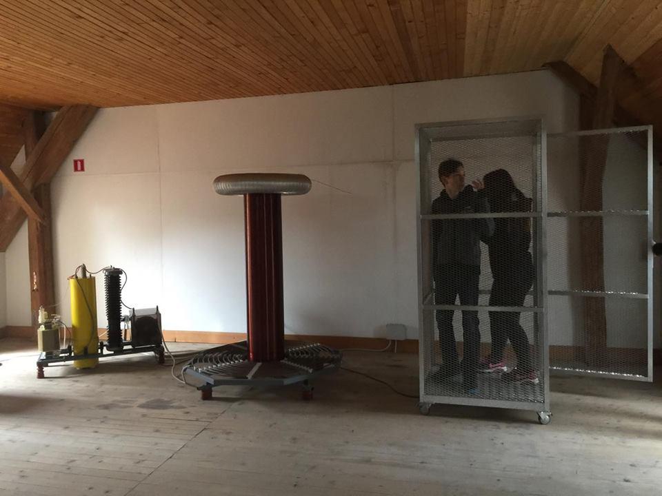 Izlet v Tehniški muzej Slovenije in Hišo eksperimentov