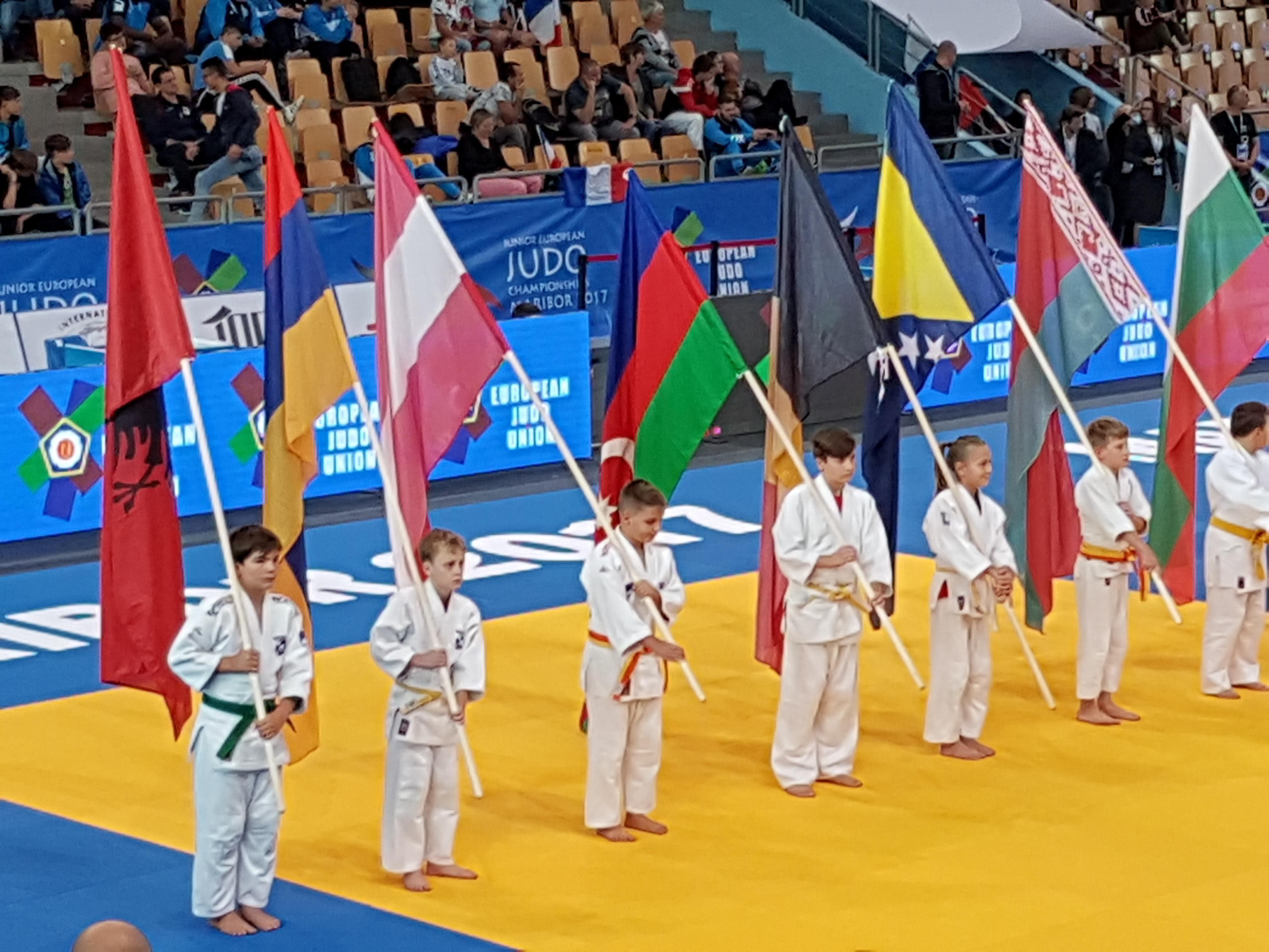 Evropsko mladinsko prvenstvo v judu