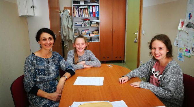 Intervju s svetovalno delavko Marijo Baškarad