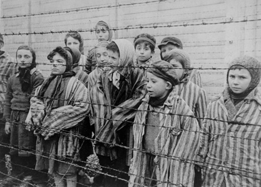 Dan spomina na žrtve holokavsta