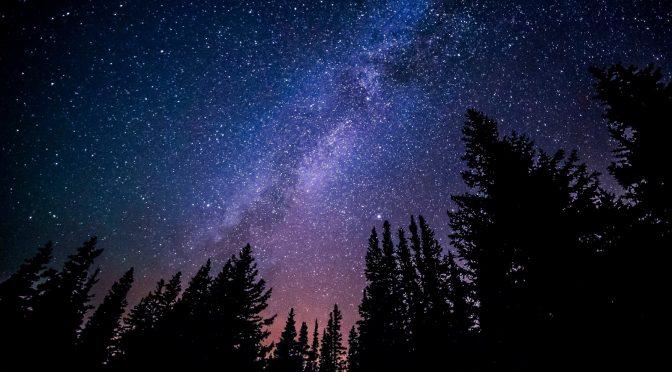 Noč pod zvezdami v Ciglencah