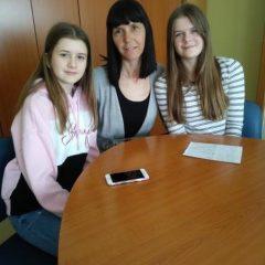 Intervju s pomočnico ravnatelja Brigito Bračič