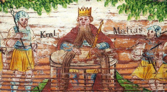 Zbudila sem kralja Matjaža