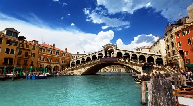 Nepozabne Benetke