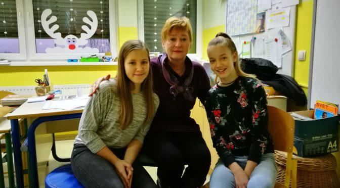 Intervju z učiteljico Darjo Šket