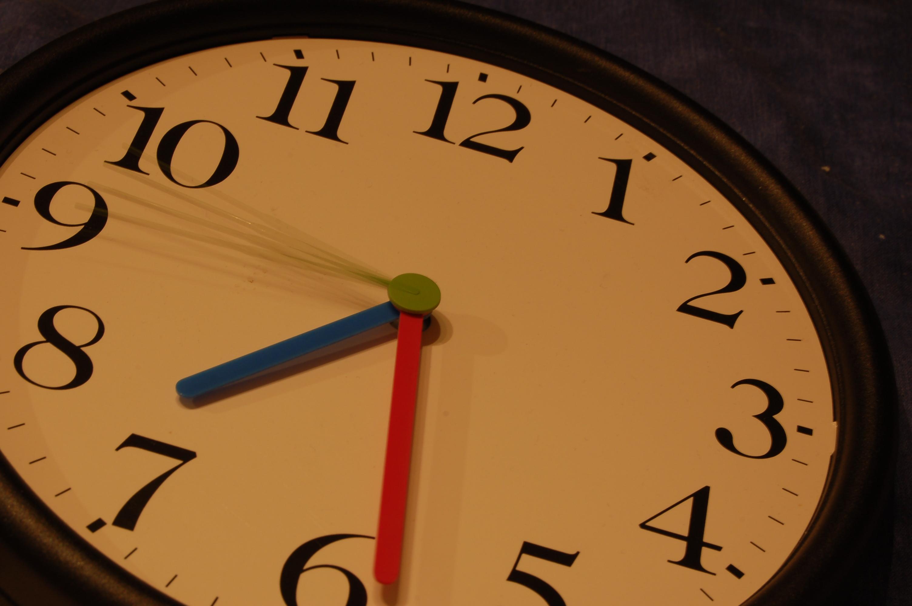 Po dolgem času…