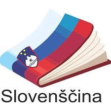 Slovenščina, moj jezik